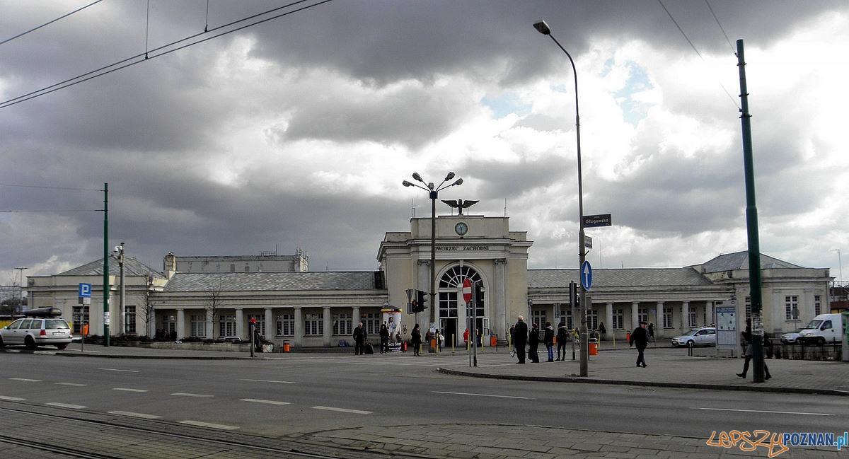 Dworzec Zachodni PKP  Foto: fotopolska