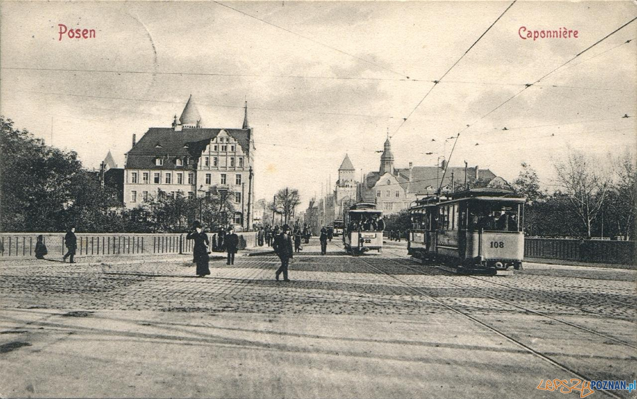 Kaponiera pocz XX wieku Foto: cc