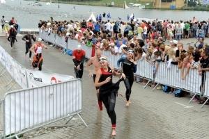 LOTTO POZnan Triathlon 1 Foto: Bernard Guziałek/ENDU SPORT