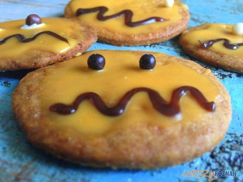 Lukrowane ciasteczka Foto: chilifiga