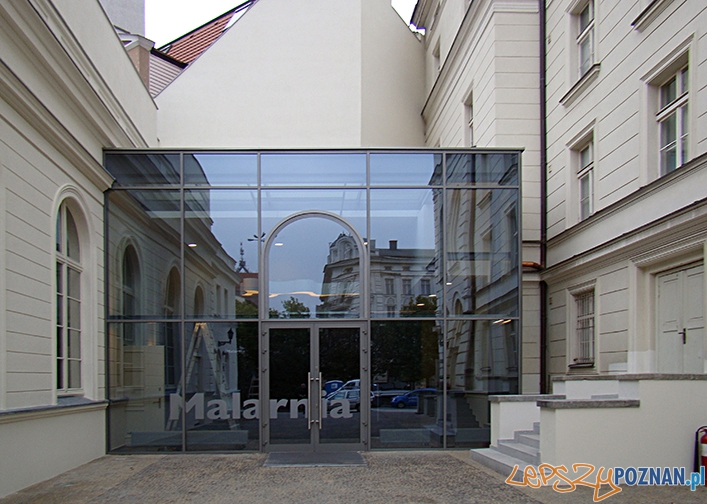 Malarnia Teatru Polskiego Foto: gurawski.com