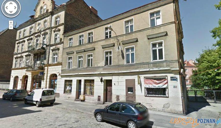 Ostrówek dzisiaj   Foto: google.maps