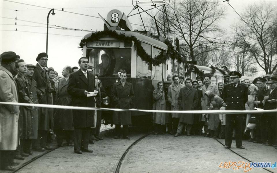 Otwarcie trasy tramwajowej na Zawady  Foto: