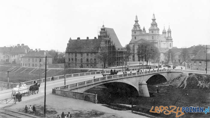 Most Chrobrego - rok 1934 Foto: Most Chrobrego - rok 1934