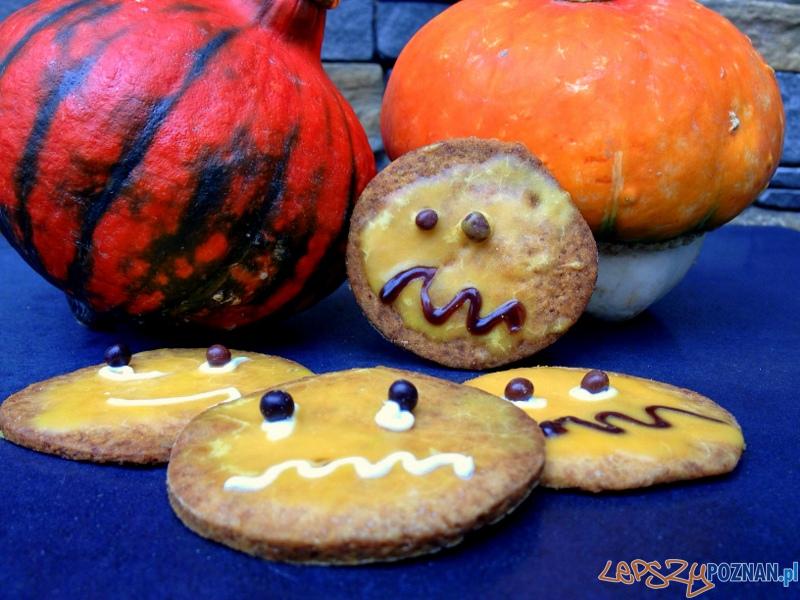 Dyniowe ciasteczka  Foto: chilifiga
