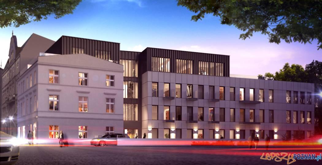 Nowa inwestycja przy ulicy Ostrówek (1)  Foto: