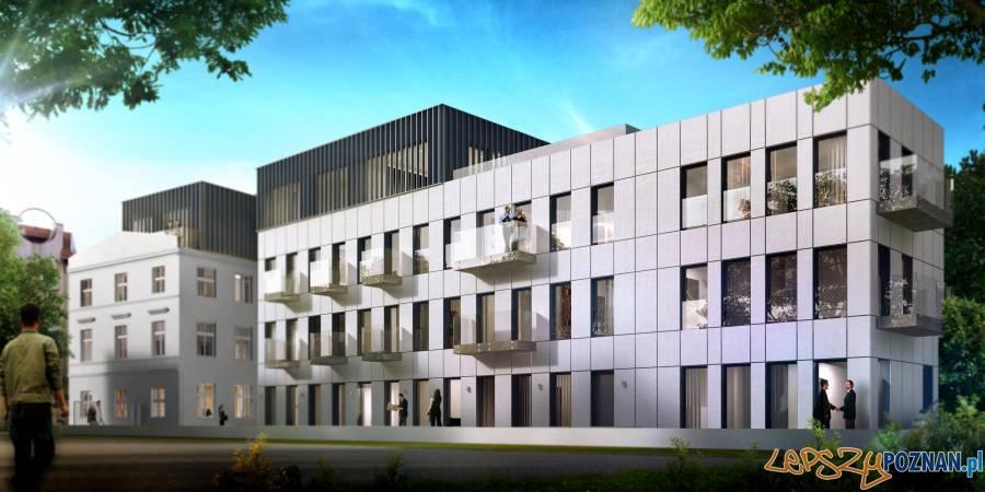 Nowa inwestycja przy ulicy Ostrówek (2)  Foto: