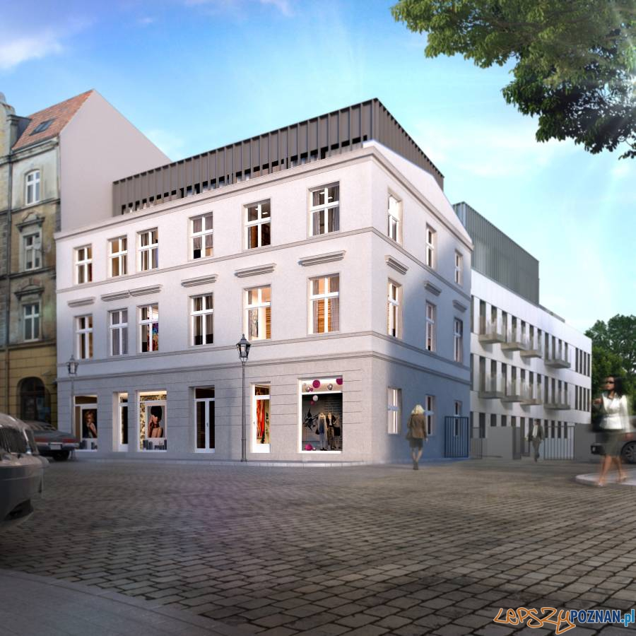Nowa inwestycja przy ulicy Ostrówek (3)  Foto: