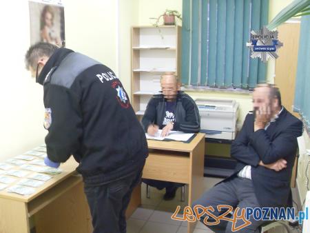 Szeryf internetu... zatrzymany! Foto: Komenda Policji w Lwówku Śląskim