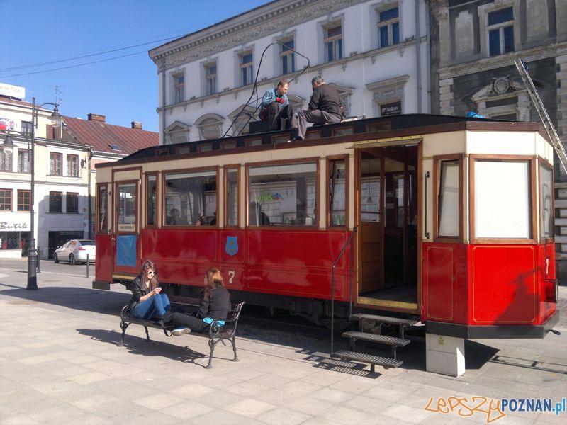 Kawiarenka w Tarnowie Foto: TD