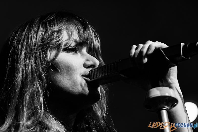 Koncert Anny Rusowicz - Poznań 11.11.2013 r.  Foto: LepszyPOZNAN.pl / Paweł Rychter