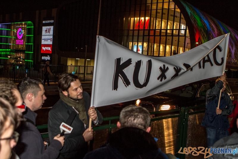 """""""Kr**a mać!"""" przeciwko niefunkcjonalności ZCK - Poznań 8.10.2013 r."""
