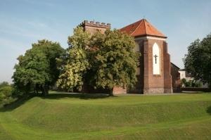 Kościół w Pyzdrach Foto: K.Budziński