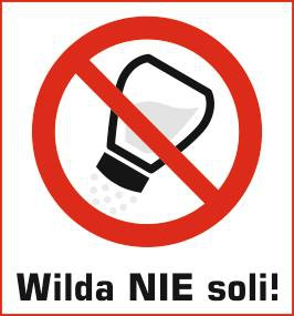 Wilda nie soli