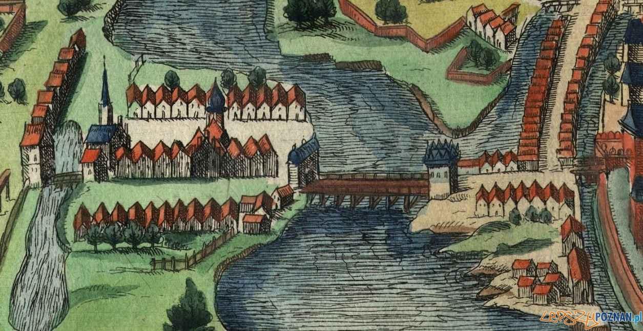 Brama Wielka - Most Chwaliszewski- 1618