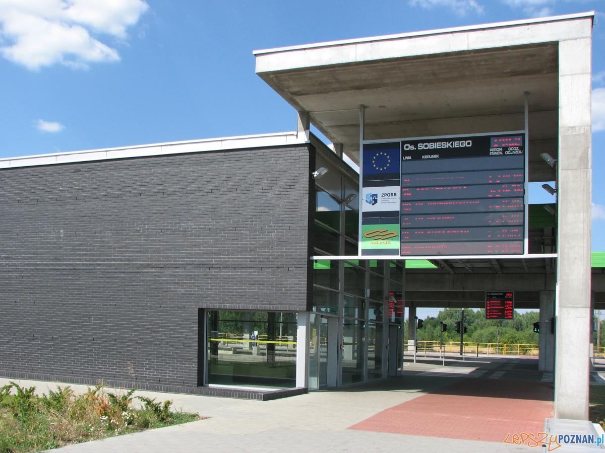 Dworzec autobusowy na Sobieskiego  Foto: air-company.com