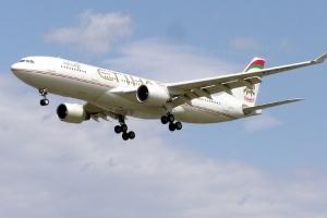 Etihad Airways. Foto: wikipedia / CC