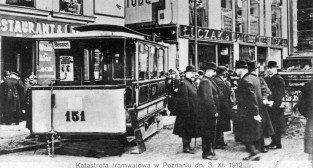 Katastrofa tram w Poznaniu