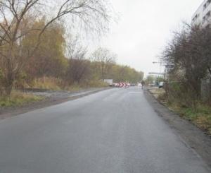 Prace drogowe na Jasnej Roli Foto: ZDM