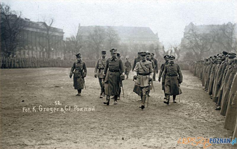 Zaprzysiężenie Straży Ludowej 23.02.1919