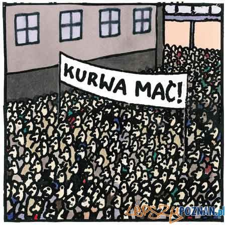 "Marek Raczkowski - ""Protest""  Foto: Marek raczkowski"