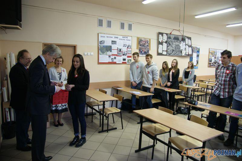 Poznaniacy piszą do Ukraińców Foto: UMP