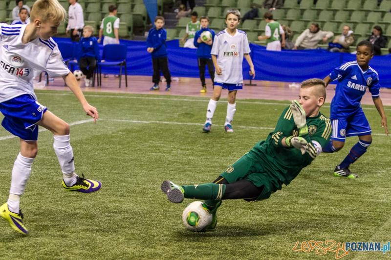 Lech Cup 2013 - Poznań 07.12.2013 r.  Foto: LepszyPOZNAN.pl / Paweł Rychter