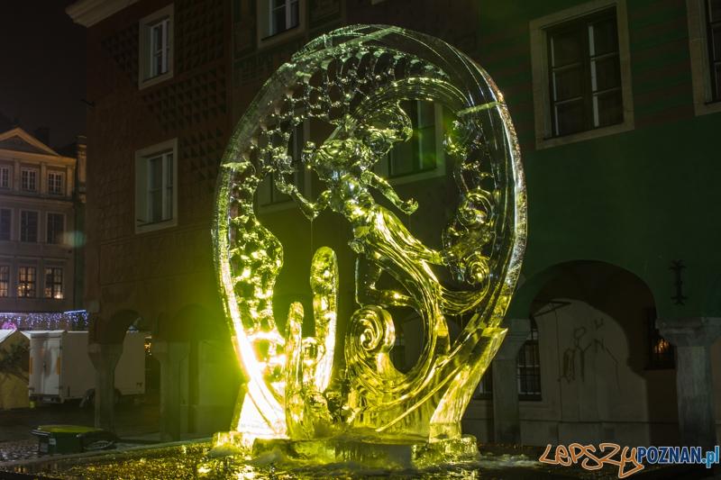 VIII Międzynarodowy Festiwal Rzeźby Lodowej  Foto: lepszyPOZNAN.pl / Piotr Rychter