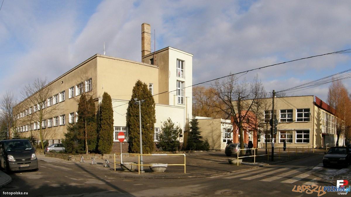 Szkoła na Inowrocławskiej Foto: fotopolska.eu