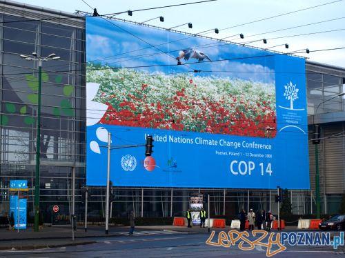 Konferencja COP 14 w Poznaniu Foto: UM Poznań