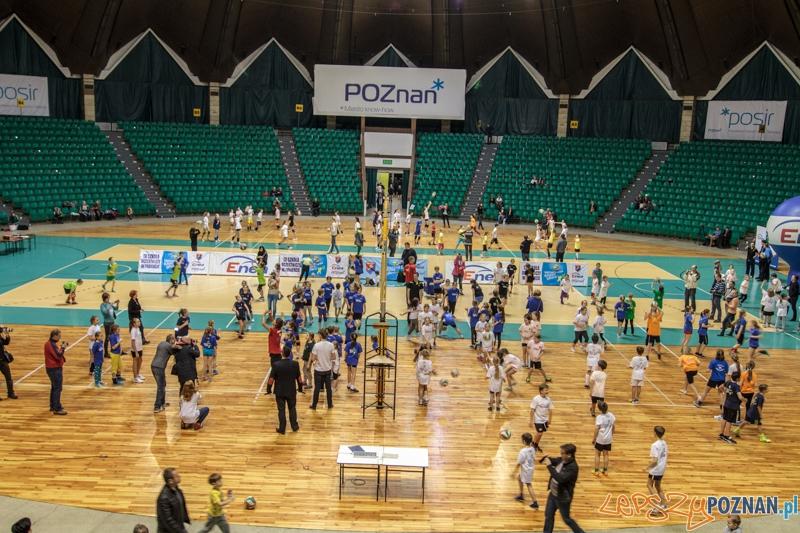 """KS Energetyk Poznań - """"Arena z gwiazdami"""" - Poznań 21.12.2013 r."""