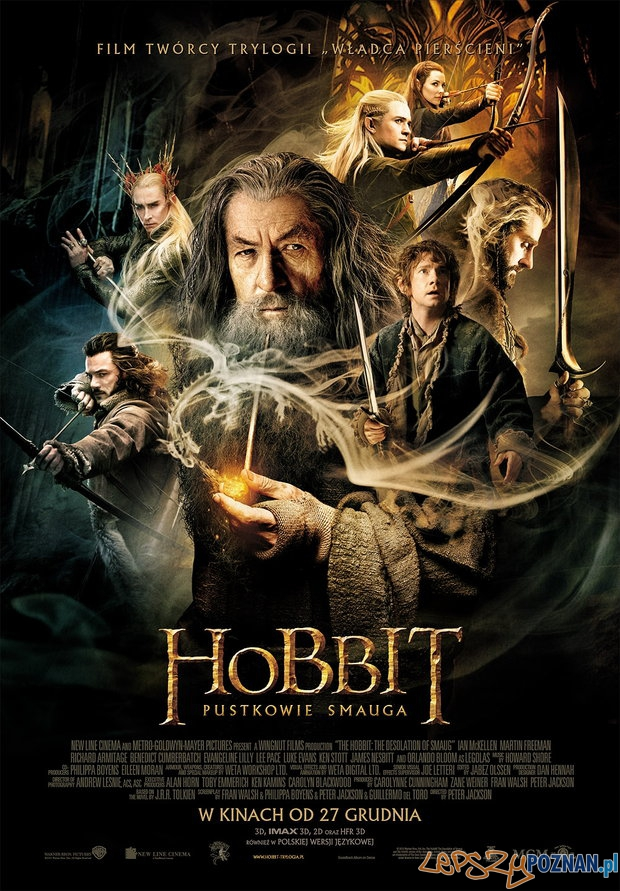 Hobbit: Pustkowie Smauga  Foto: Forum Film Poland