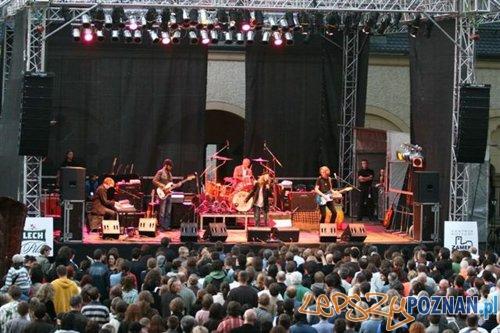Patti Smith na koncercie w CK Zamek Foto: AMC/Andrzej Marzec Koncert