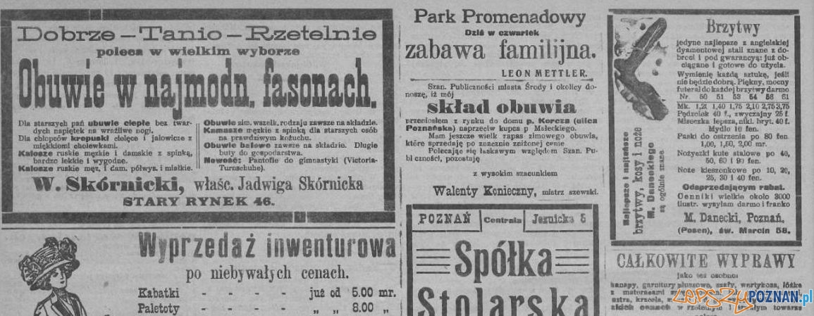 Reklama kina Park Promenadowy