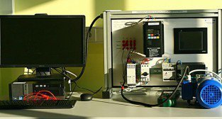Laboratorium Technik Mechatronik. Silniki elektryczne - rozruch.