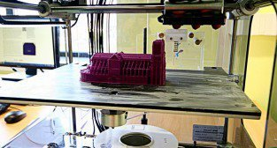 Laboratorium Technik Informatyk. Wydruk 3D.