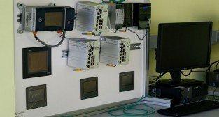 Laboratorium Technik Mechatronik. Badanie sieci.