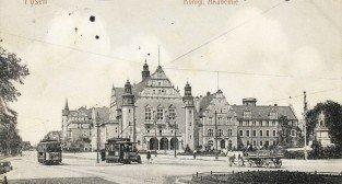 Akademia Królewska, 1910