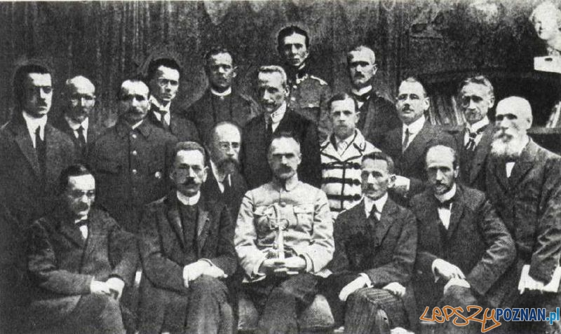 Rzad Moraczewskiego 1918 Foto: cc/wikipedia