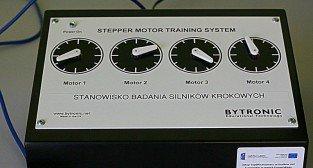 Laboratorium Technik Mechatronik. Silniki krokowe.
