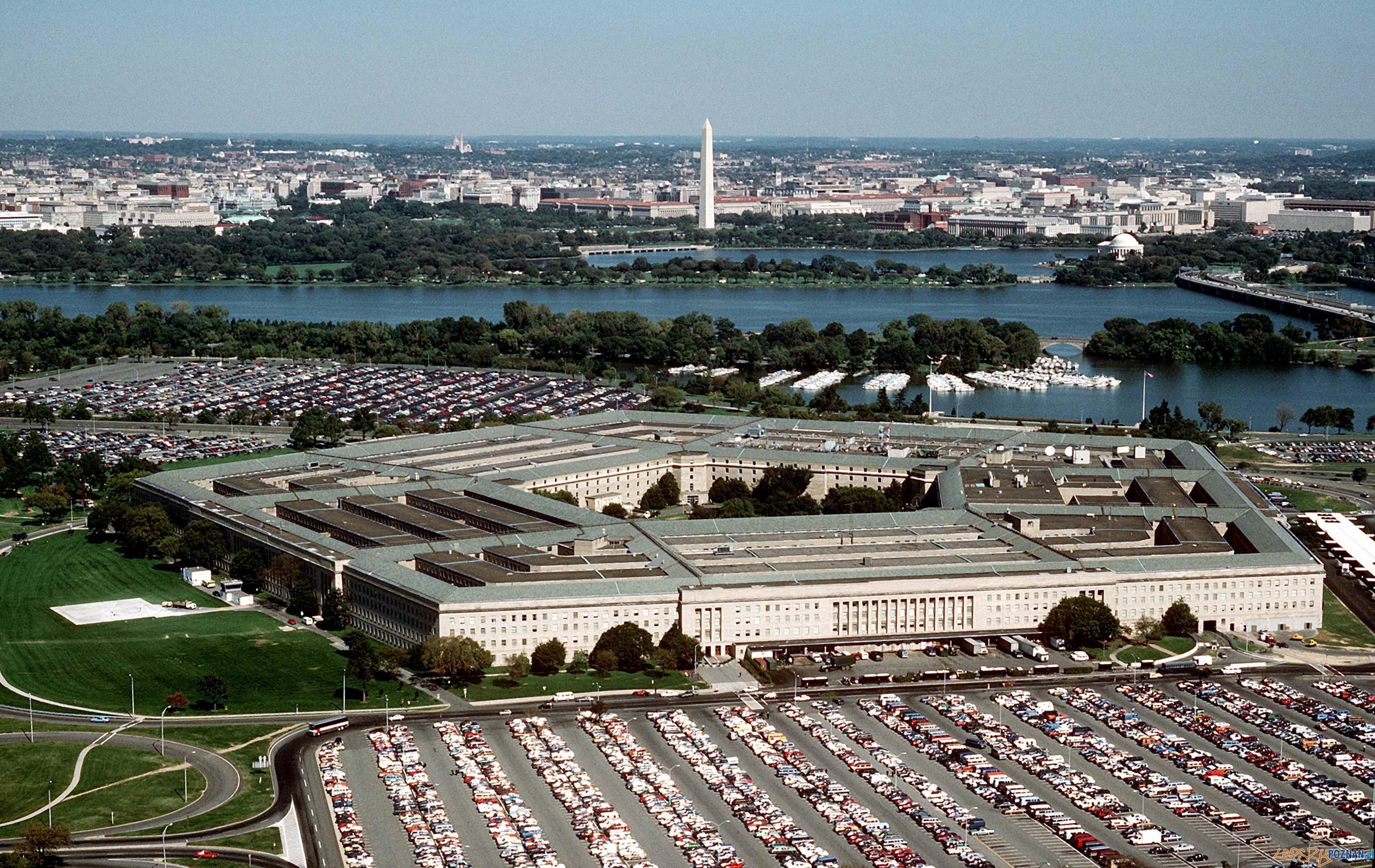 Pentagon w Waszyngtonie Foto: cc?wikipedia