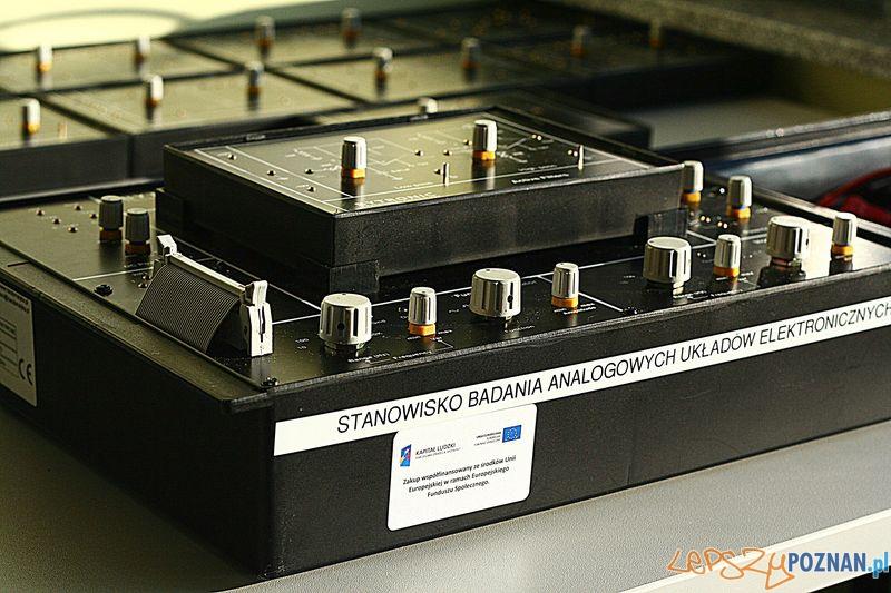 politechnika poznańska chemia laboratoria