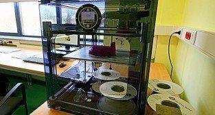 Laboratorium Technik Informatyk. Drukarka 3D.