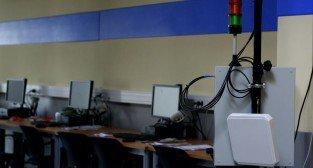 Laboratorium Technik Logistyk. Bramka RFID.
