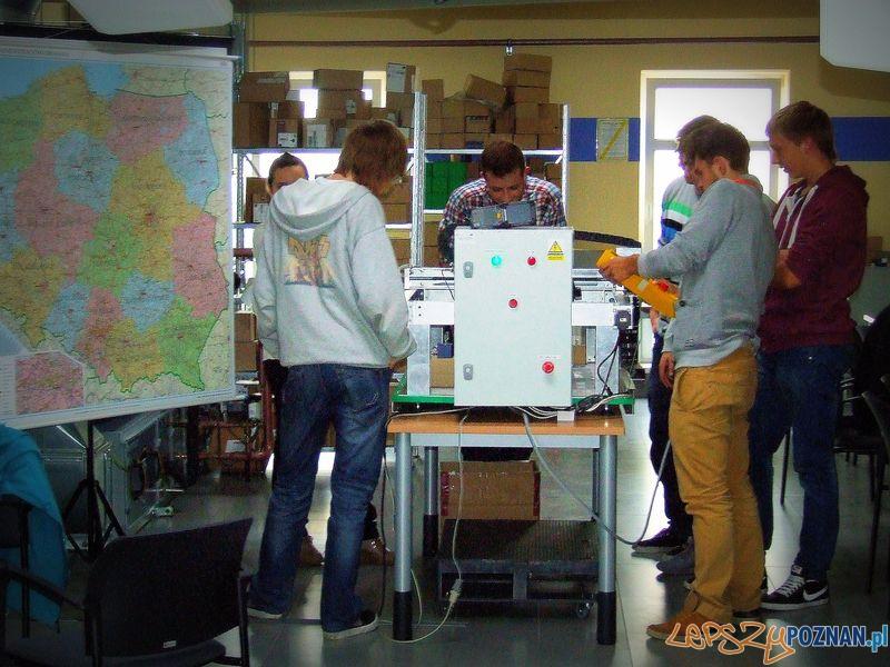 Laboratorium Technik Logistyk. Zajęcia.