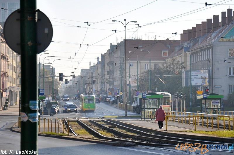 Przystanek Żeromskiego Foto: MPK