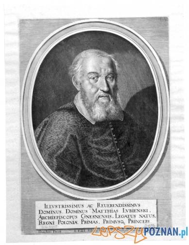 Maciej Łubieński, grafika Jeremiasza Falcka z 1652 roku