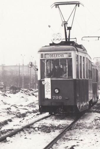 23 na otwarciu Trasy Kórnickiej - 23.02.1979
