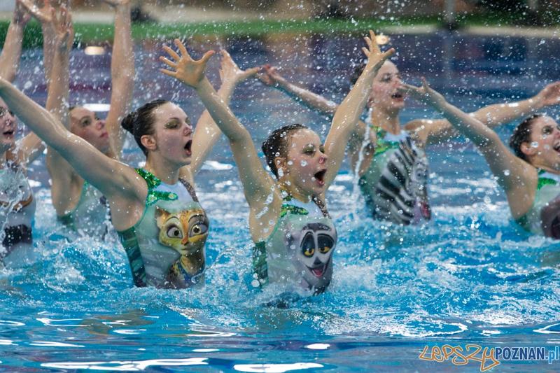 Międzynarodowy Mityng Synchro Poznań Cup  Foto: lepszyPOZNAN.pl / Piotr Rychter