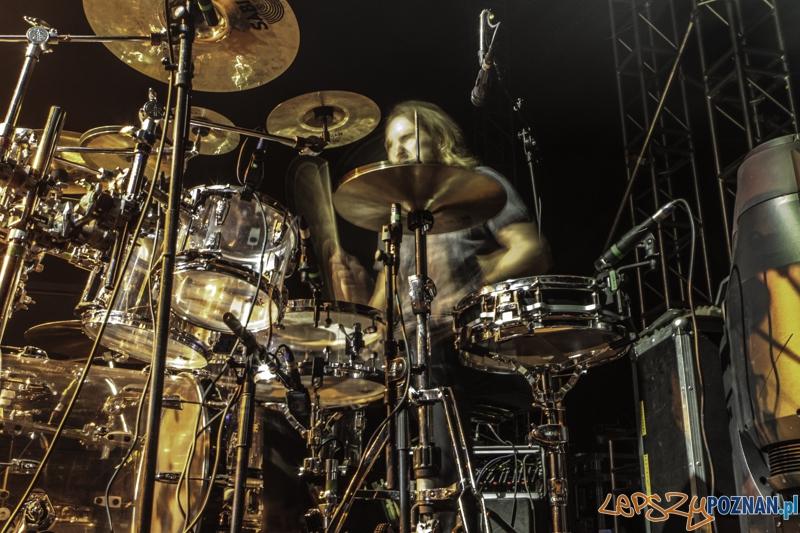 Koncert zespołu Deep Purple - support Chemia - Poznań 13.02.2014 r.  Foto: LepszyPOZNAN.pl / Paweł Rychter